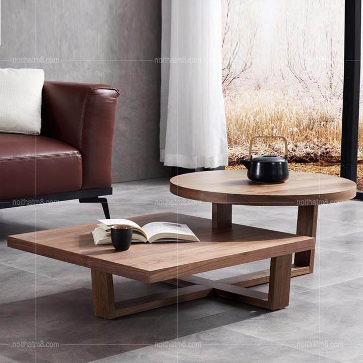Kết quả hình ảnh cho bàn trà decor phòng khách phức hợp